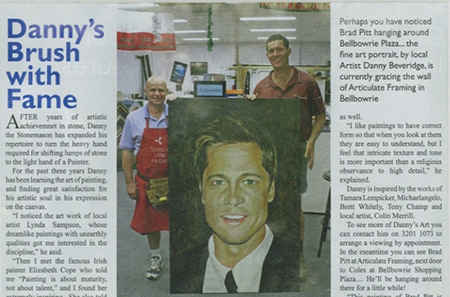 Article in The Local Bulletin 2010